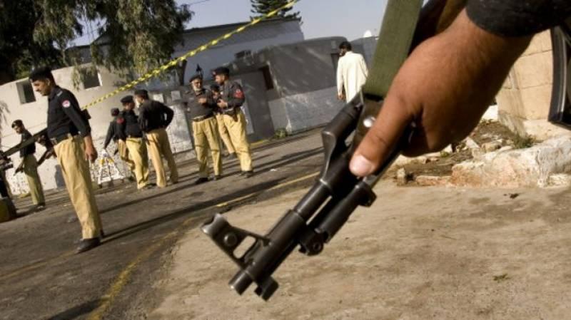 رحیم یار خان میں کچے کے علاقے میں جرائم پیشہ افراد کے خلاف آپریشن