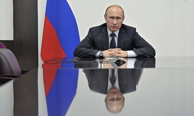 ہر فن مولا روسی صدر پیوٹن ہربار ہی کچھ نیا کرتے ہیں