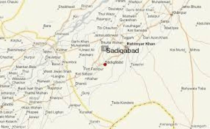 صادق آباد میں ظالم شوہر نے گھریلو جھگڑے پر طیش میں آکر بیوی پر تیزاب پھینک دیا