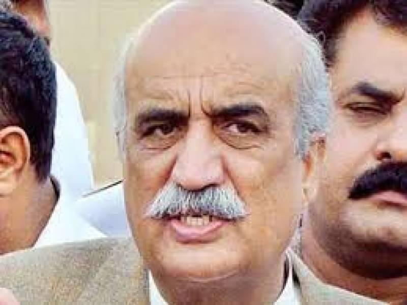 خورشید شاہ نے سانحہ اے پی ایس کی جوڈیشل انکوائری کا مطالبہ کر دیا