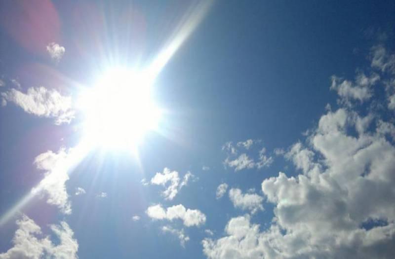 ملک کے بیشترعلاقے میں سورج سوا نیزے پر آگیا۔