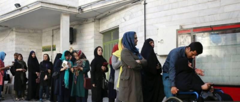 ایران کے صدارتی انتخابات کیلئے پولنگ شروع ہو گئی