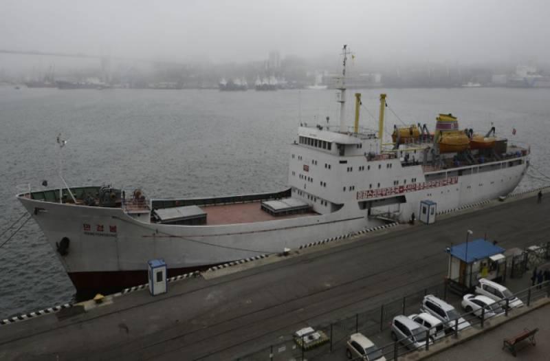 اقوام متحدہ کی پابندیوں کے باوجودشمالی کوریا اور روس کے درمیان مسافروں کیلئے فیری سروس شروع