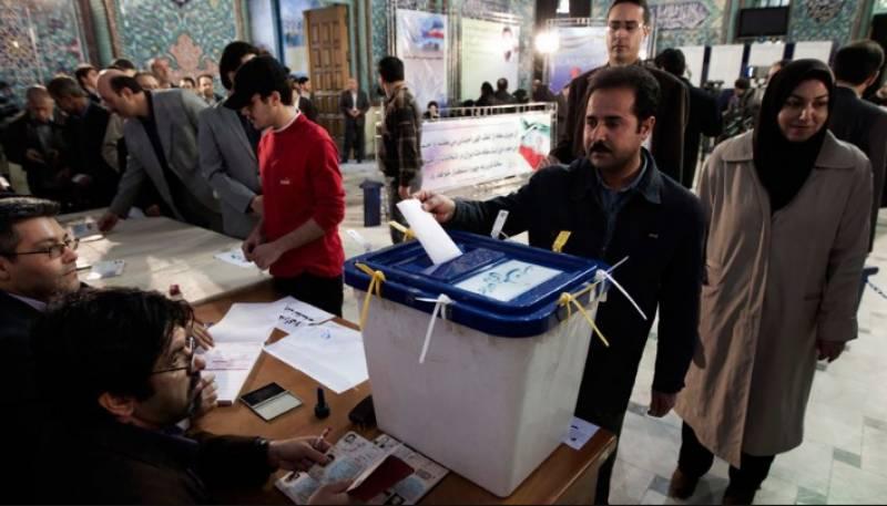 ایران کے بارہویں صدارتی انتخابات کیلئے پولنگ جاری