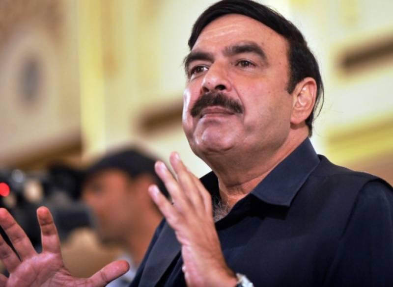 کلبھوشن کو بچانے کیلئے جندال نے نوازشریف سے ملاقات کی, پاکستان کی سالمیت پرسمجھوتا نہیں ہونے دیں گے, شیخ رشید