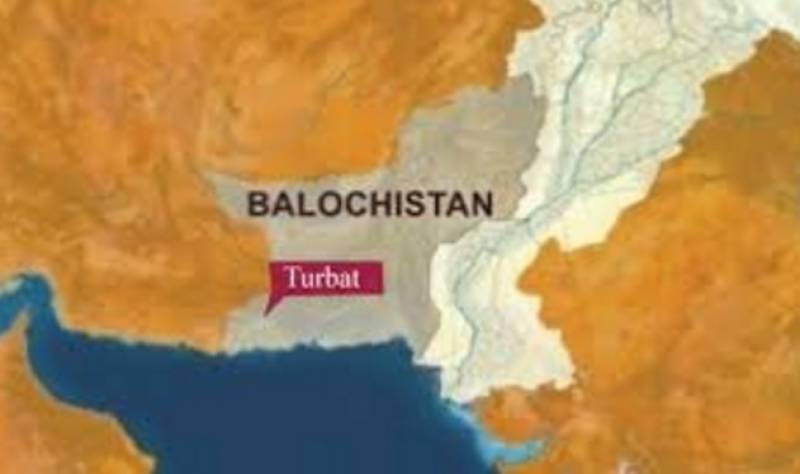 بلوچستان کے شہر تربت میں دہشت گردوں نے فائرنگ کرکے تین مزدوروں کو قتل کردیا