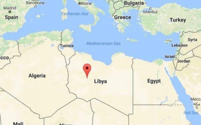 جنوبی لیبیا میں باغیوں نے ایئربیس پرحملہ کردیا