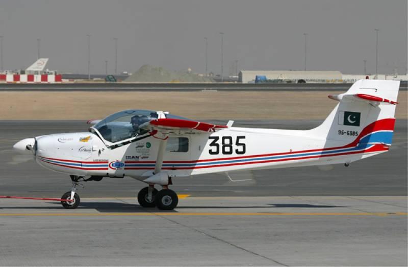 پاکستان میں سپر مشاق ٹرینر طیارے کی اپ گریڈیشن کا آغاز