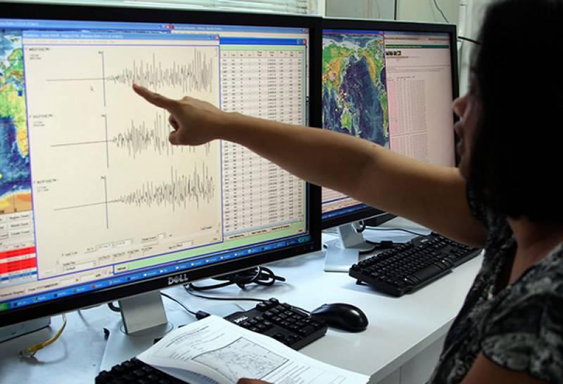 چینی سرحد کے قریب فلپائن میں 5.9 شدت کے شدید جھٹکے