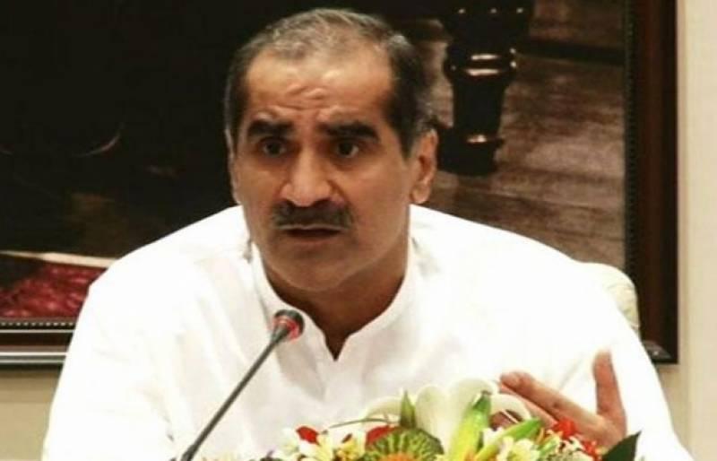 تبدیلی الزامات لگا کر نہیں آتی بلکہ رات بھر جاگ کر ملک کی خدمت کرنے سے آتی ہے:سعد رفیق