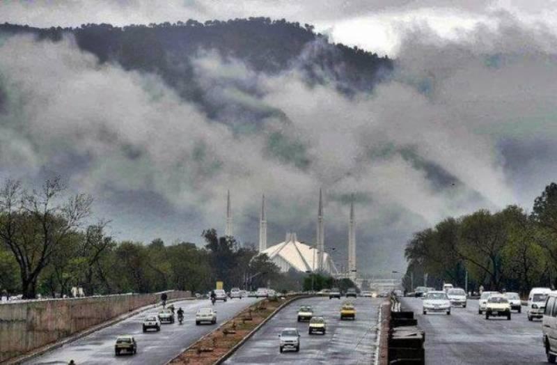 ملک کے بیشتر علاقوں میں بارش کے بعد سورج کا غصہ ٹھنڈا ہو گیا ،