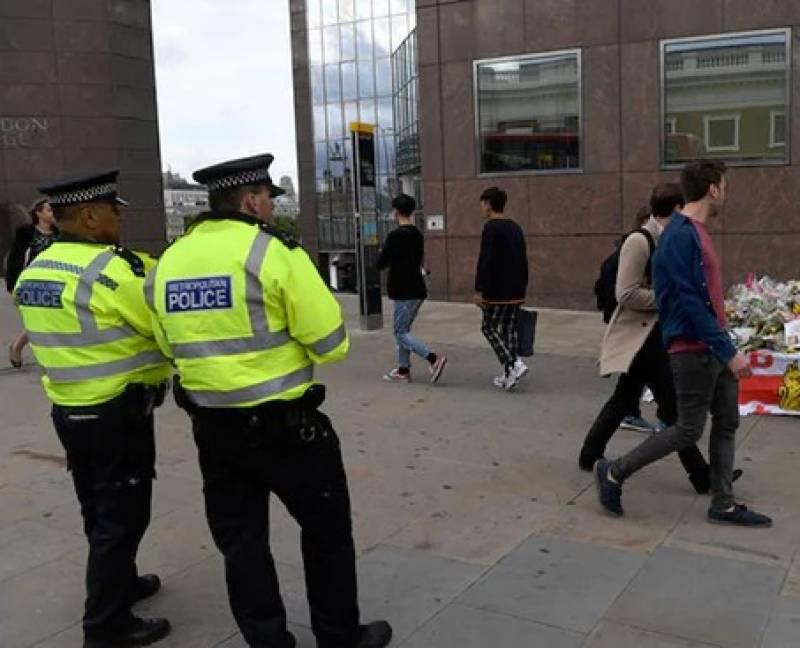 برطانوی پولیس نے لندن حملے سے تعلق کے الزام میں ایک اور مشکوک شخص کو حراست میں لے لیا،،،
