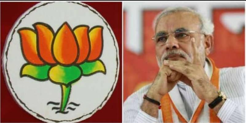 مسلمانوں اور اقلیتوں کے بعد اب بی جے پی کے سربراہ نے گاندھی کو بھی چالاک بنیا قرار دے دیا،،،
