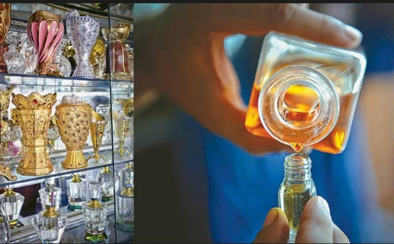 رمضان کے بابرکت مہینے میں عطر کی مانگ میں بھی بےپناہ اضافہ ہو جاتا ہے،،