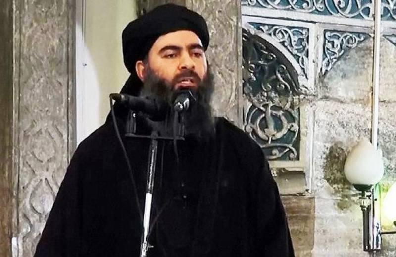 شام کے سرکاری ٹی وی نے ایک بار پھر داعش کے سربراہ  کی ہلاکت کا دعویٰ کیا ہے،