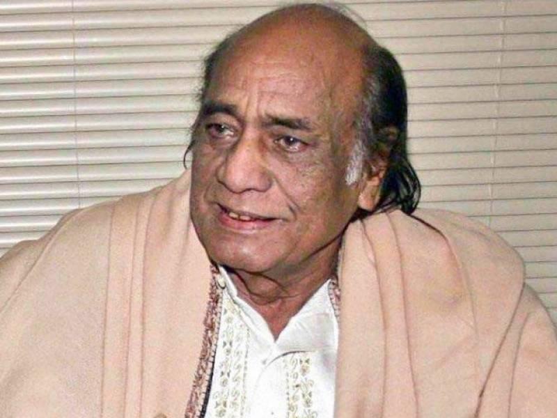 شہنشاہِ غزل مہدی حسن کی 5 برسی آج منائی جارہی ہے