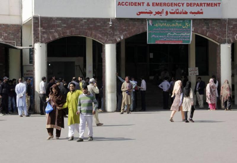 سروسز ہسپتال میں نرس کی مریضہ کے لواحقین سے بدتمیزی کے خلاف اسمبلی میں تحریک التواء جمع