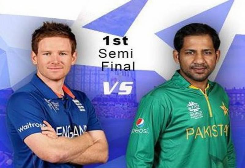 پاکستان اور انگلینڈ کا سیمی فائنل:38 فیصد ٹکٹیں انڈین شائقین کے پاس