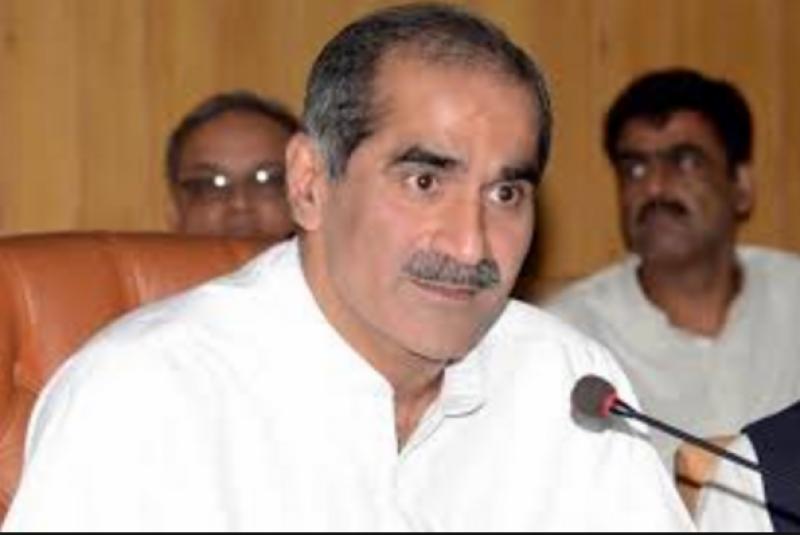 حسین نواز کی تصویر لیک کرنیوالے کیساتھ کوئی تعلق نہیں ، وزیر ریلوے  خواجہ سعد رفیق