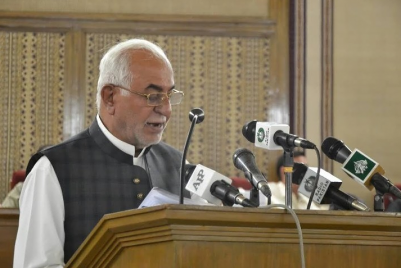 بلوچستان کا مالی سال 2017-18 کا 3کھرب 28ارب روپےسےزائد مالیت کابجٹ پیش