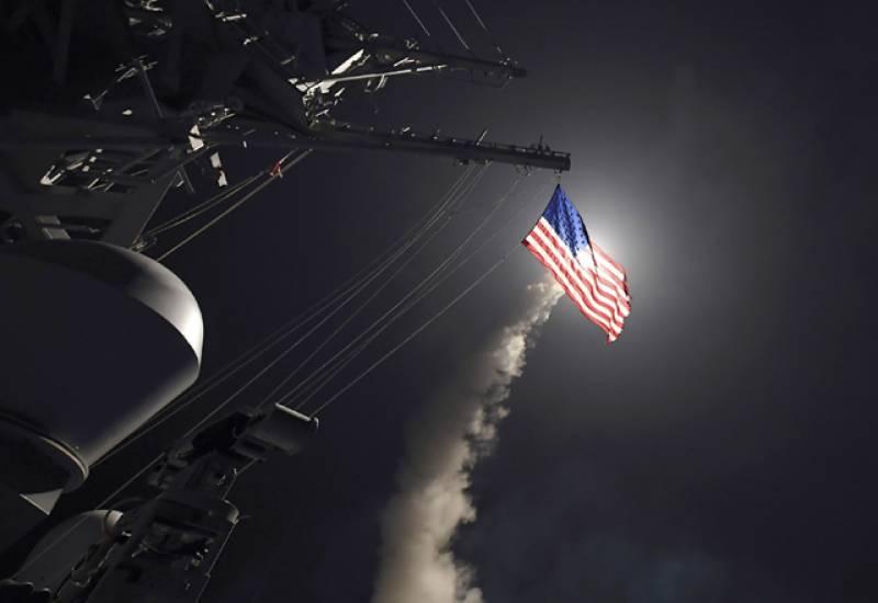شام میں امریکی میزائلوں کی تنصیب پر روس کو تحفظات