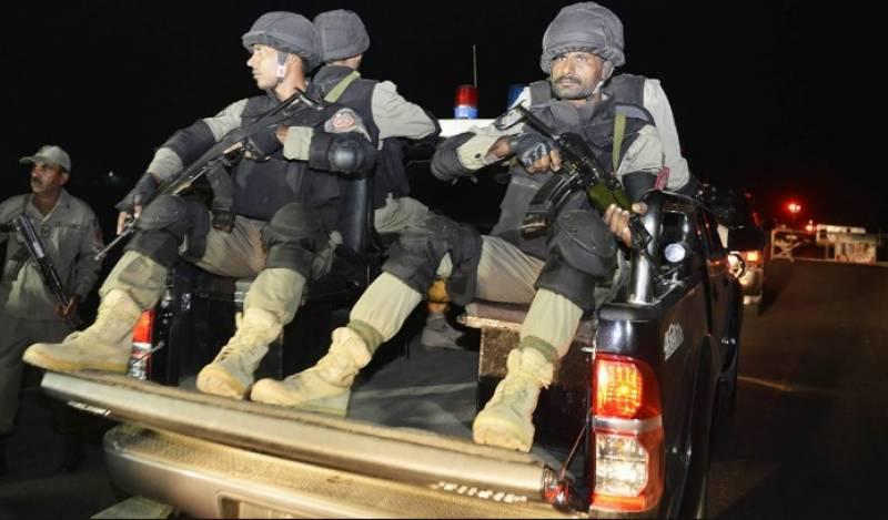پنجاب رینجرز نے یوم علی پر دہشت گردوں کا گھناؤنا منصوبہ خاک میں ملا دیا