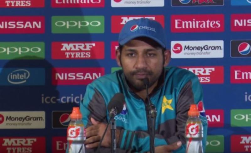 چیمپیئنز ٹرافی میں پاکستان کی واپسی اٹیکنگ کرکٹ کھیل کر ہوئی ، فائنل میں بھارت کےخلاف بھی حکمت عملی تبدیل نہیں ہوگی:کپنتان پاکستان کرکٹ ٹیم سرفراز احمد
