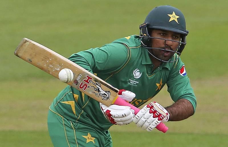 چیمپیئنز ٹرافی میں پاکستان کی واپسی اٹیکنگ کرکٹ کھیل کر ہوئی،