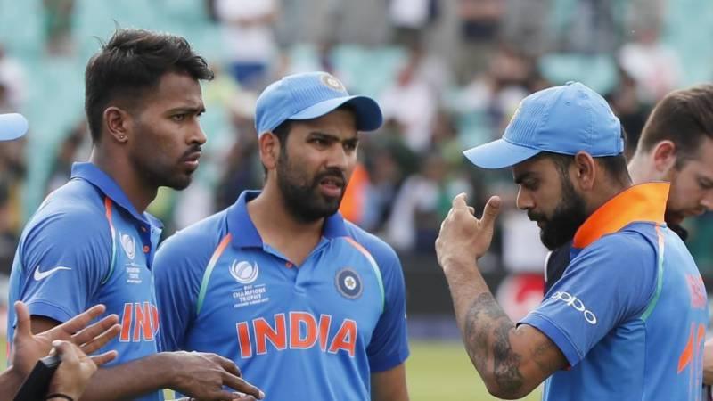 ذلت آمیزشکست پر بھارتی اخباروں نے اپنی ٹیم کی درگت بناڈالی.