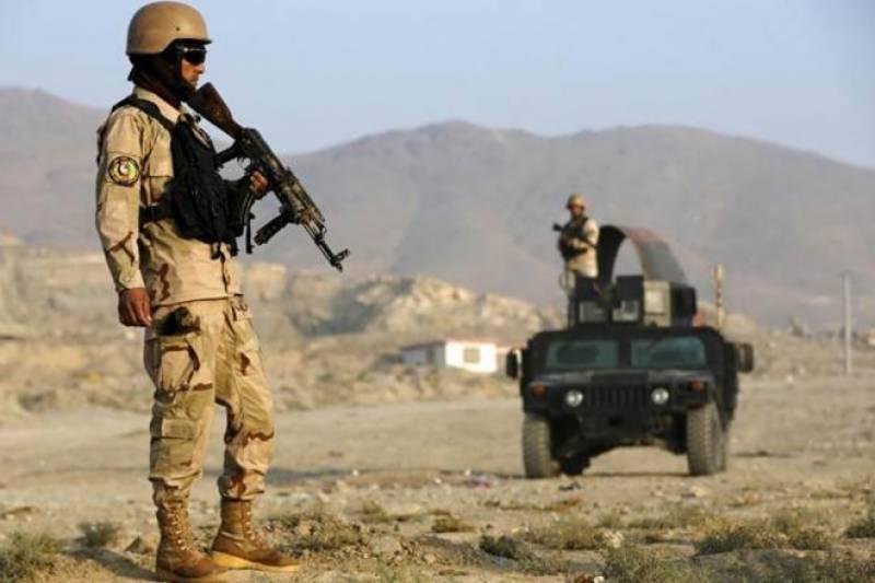 افغانستان: امریکی ایئربیس کے قریب فائرنگ سے 8 سیکیورٹی گارڈ ہلاک