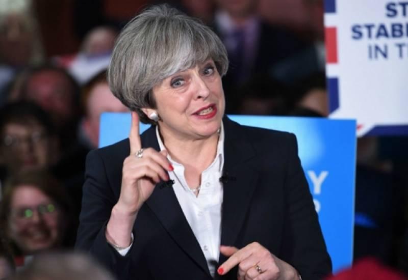 تھریسا مے نے برطانوی پارلیمنٹ سے اعتماد کا ووٹ حاصل کر لیا۔