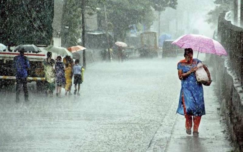 محکمہ موسمیات نے کل سے ملک میں مون سون بارشوں کی پیشگوئی کردی