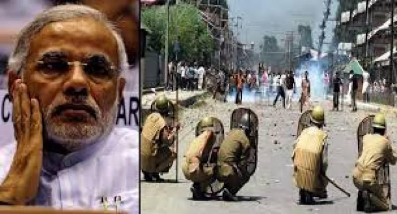 بھارت کی ریاست مغربی بنگال میں عوام اور حکومت کے درمیان جنگ-