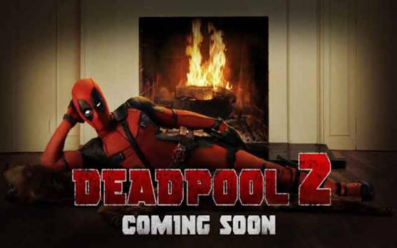 ایڈونچر سے بھرپور اس فلم کی اگلی کڑی ''ڈیڈ پول ٹو'' کا نیا ٹریلر جاری ک