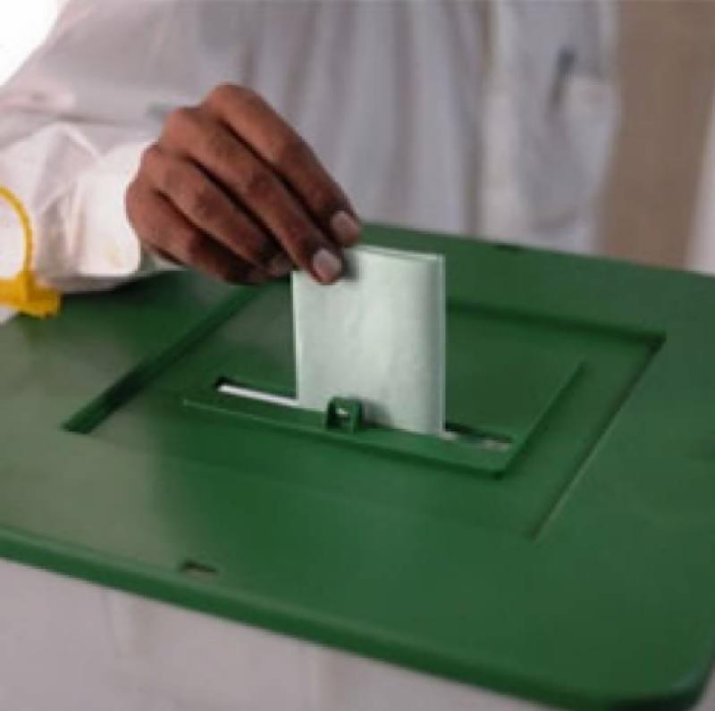 کراچی کے حلقہ پی ایس 114 کے ضمنی انتخاب میں ہنگامہ آرائی اور جعلی ووٹ ڈالنے پر رینجرز نے پیپلزپارٹی کے امیدوار سعیدغنی کے دو رشتہ داروں کو گرفتار کر لیا