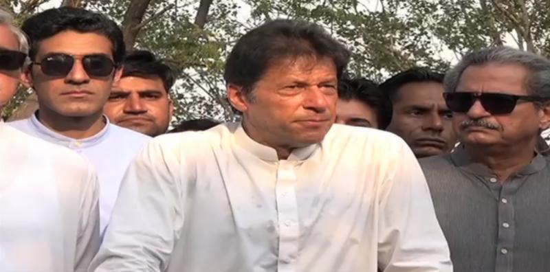 عمران خان نے قوم کو سپریم کورٹ کا تحفظ کرنے کیلئے تیاری کی کال دے دی