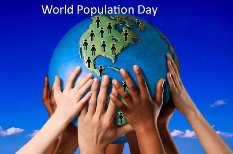پاکستان سمیت دنیا بھر میں آبادی کا دن آج منایا جارہا ہے