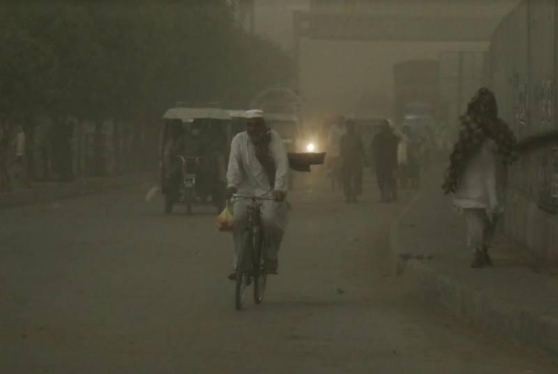 پنجاب میں بھی برستی میگھا نے برکھا رت  بدل دی ۔