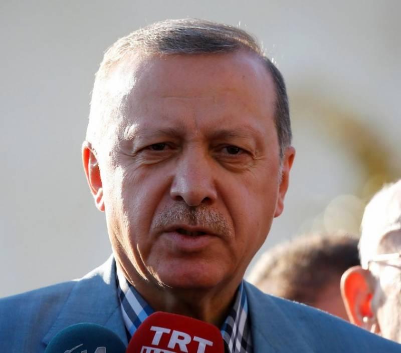 اگر یورپی یونین کہتی ہے کہ وہ ترکی کو ایک رکن کے طور پر قبول نہیں کر سکتی تو یہ ترکی کے لیے اِطمینان کا باعث ہو گا:طیب اردوان
