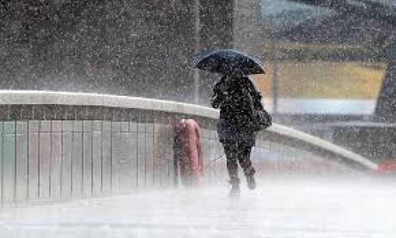 ملک کےمختلف حصوں میں مون سون بارشوں کا سلسلہ جاری