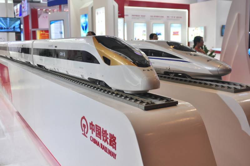 تھائی لینڈ حکومت نے چائنا ریل منصوبے کیلئے 5.2 ارب ڈالر کی منظوری دے دی۔