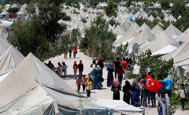 ترکی انسانی امدادی و ترقیاتی امور میں عالمی سطح پر دوسرے نمبر پر