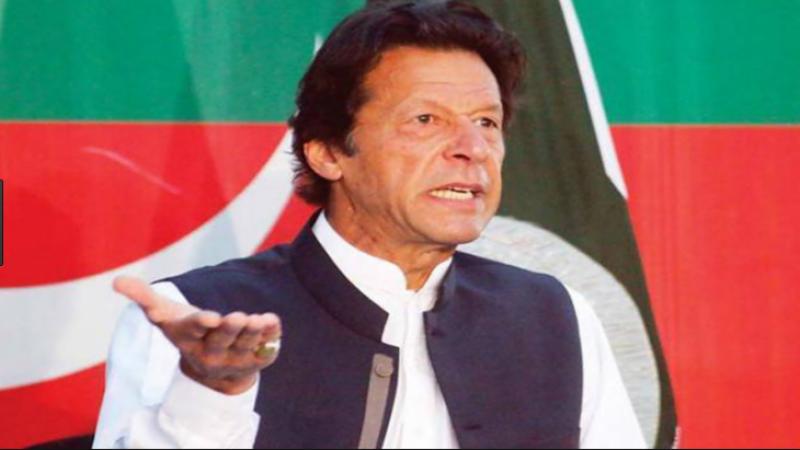 بھارت کوخوف ہے کہ اس کا اتحادی نوازشریف کہیں چلا نہ جائے:چیئرمین تحریک انصاف عمران خان