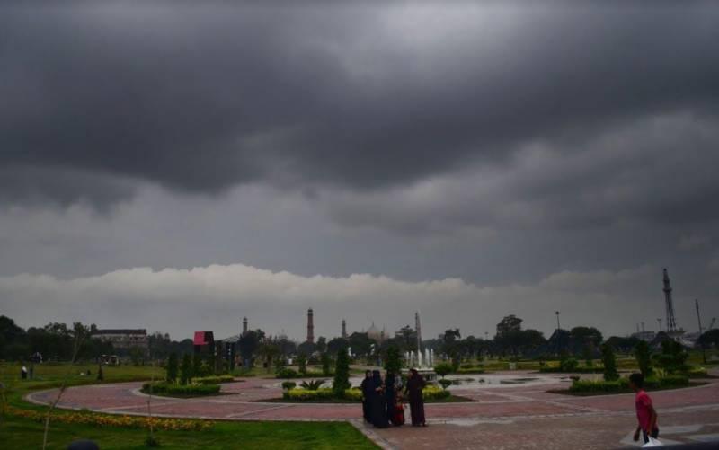 مون سون بارشوں کا نیا سلسلہ کل سے شروع ہو گا۔