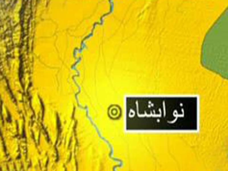 نواب شاہ: مسافر کوچ اور جیپ میں تصادم ، 3افراد جاں بحق،ایک زخمی