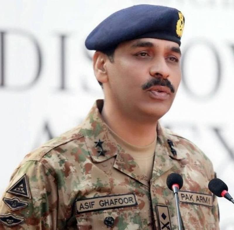 ڈی جی آئی ایس پی آر نے بھارتی را ایجنٹ کے معاملے پر بھی بھارت کو واضح پیغام دے دیا