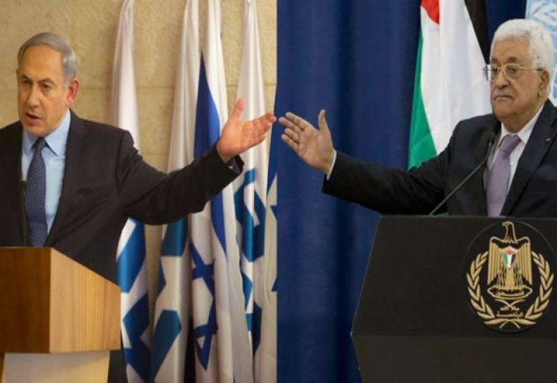 اسرائیل فلسطین مذاکرات کی بنیاد مشرق وسطیٰ کے مسئلے کا دو ریاستی حل ہونا چاہیے۔ فرانسیسی صدر