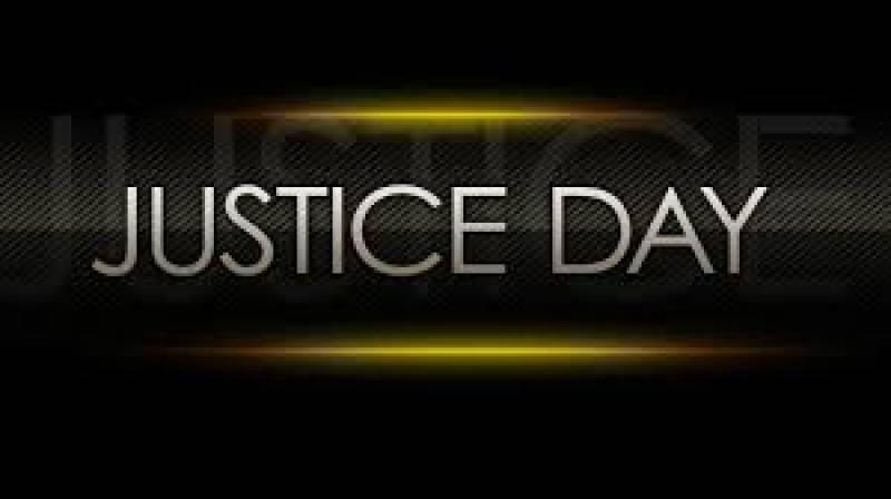 پاکستان سمیت دنیا بھر میں انصاف کا  دن آج منایا جارہاہے