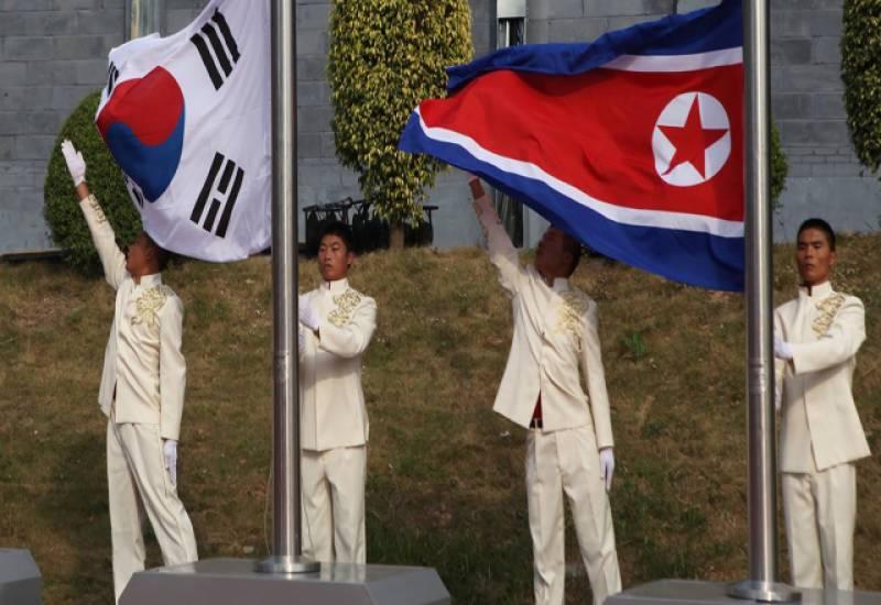 جنوبی کوریا کی شمالی کوریا کو ایک بار پھر فوجی مذاکرات کی پیشکش
