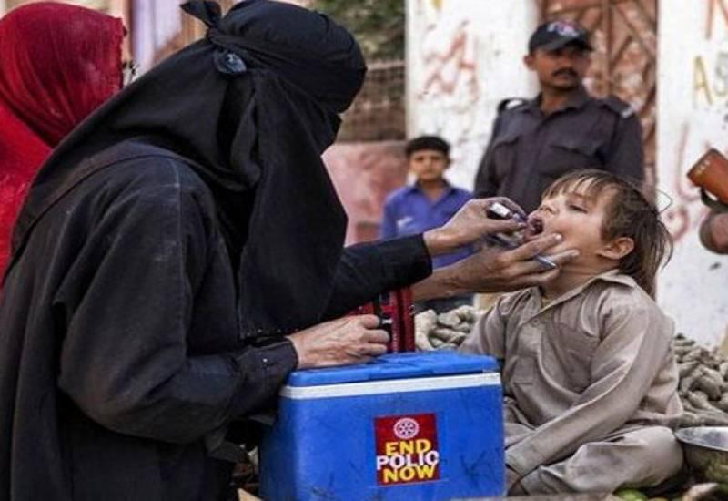 سندھ سمیت کراچی میں سات روزہ پولیو مہم کا آغاز